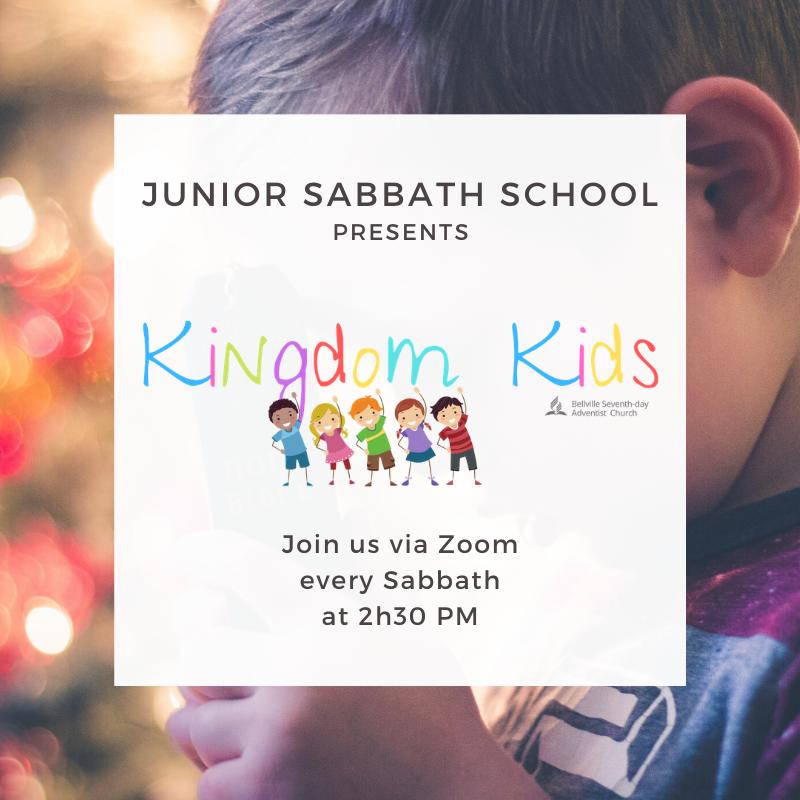 Kingdom Kids by JJS