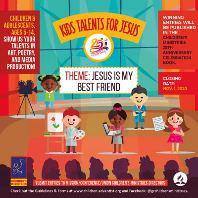 Kids Talents for Jesus